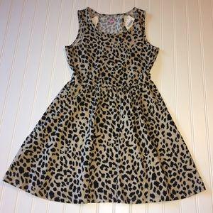 Children's Place Leopard Dress